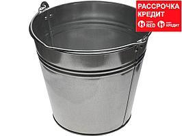 Ведро оцинкованное для непищевых продуктов, 15 л (39300-15)