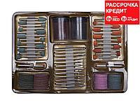 """Набор мини-насадок STAYER """"MASTER"""" для гравировальных машин, 134 предмета (29905-H134)"""