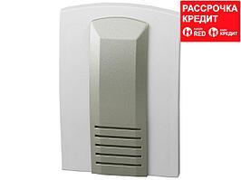 Звонок дверной электрический СВЕТОЗАР SV-58035, ЛИРИКА, электрический 12 мелодий, 4,5 В