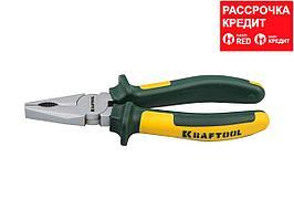 KRAFTOOL KraftMax плоскогубцы комбинированые, 200 мм (22011-1-20)