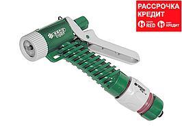 """RACO 353C плавная регулировка, курок сзади, пистолет поливочный пластиковый, с соединителем 1/2"""" (4255-55/353C)"""