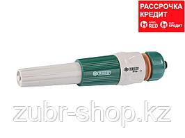 """RACO 382C плавная регулировка, наконечник поливочный, пластиковый, с соединителем 1/2"""" (4255-55/382C)"""