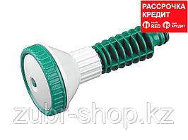 RACO 386C 4 режима, с вентилем, наконечник поливочный пластиковый (4255-55/386C)