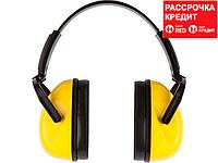 Наушники DEXX защитные, складное пластиковое оголовье (11171)