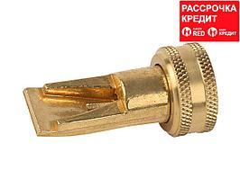 """RACO PROFI 3/4"""", (резьба внешняя) наконечник поливочный, регулируемый, из латуни (4246-55031B)"""