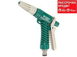 RACO 500C плавная регулировка, курок сзади, пистолет поливочный пластиковый (4255-55/500C)