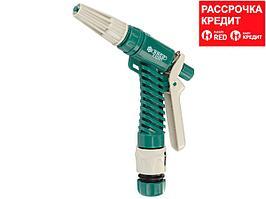 """RACO 501C плавная регулировка, курок сзади, пистолет поливочный пластиковый, с соединителем 1/2"""" (4255-55/501C)"""