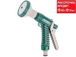 RACO 516C 4 режима, курок сзади, пистолет поливочный пластиковый (4255-55/516C)