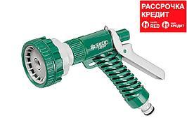 RACO 520C 5 режимов, курок сзади, пистолет поливочный пластиковый (4255-55/520C)