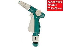 """RACO 531C плавная регулировка, курок спереди, пистолет поливочный пластиковый, с соединителем 1/2"""" (4255-55/531C)"""