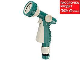RACO 537C 5 режимов, курок спереди, пистолет поливочный пластиковый (4255-55/537C)