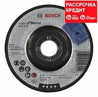 Зачистной круг Bosch Expert for Metal 125x6 мм