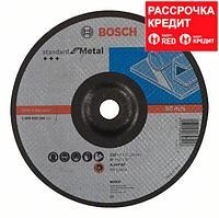 Зачистной круг Bosch Standard for Metal 230x6 мм, фото 1
