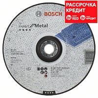 Зачистной круг Bosch Expert for Metal 230x6 мм, фото 1