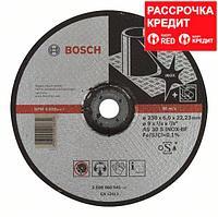 Зачистной круг Bosch Expert for Inox 230x6 мм, фото 1