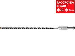 STAYER Бур SDS-plus 8 x 260 мм, Professional (2930-260-08_z01)