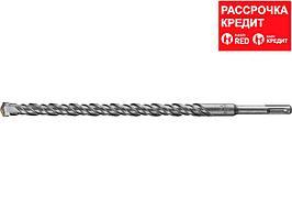STAYER Бур SDS-plus 16 x 310 мм, Professional (2930-310-16_z01)