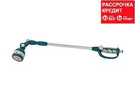 RACO 577C 8 режимов, 650-900 мм, распылитель с телескопическим алюминиевым удлинителем (4257-55/577C)