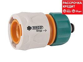 """RACO ORIGINAL 1/2"""", с автостопом, соединитель быстросъёмный для шланга (4250-55205C)"""
