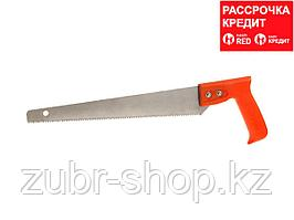 "Ножовка ""ИЖ"" по дереву с узким полотном, шаг зуба 4мм, 300мм (15212-30)"