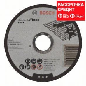 Отрезной круг Bosch Standard for Inox 115x1.6 мм