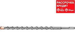 ЗУБР Бур SDS-plus 14 x 310 мм, Профессионал (29314-310-14_z01)