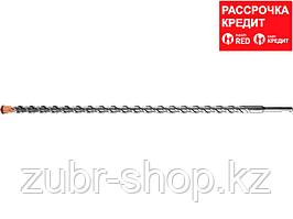 ЗУБР Бур SDS-plus 18 x 600 мм, Профессионал (29314-600-18_z01)