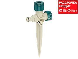 Распылитель для полива RACO 4260-55/601C, круговой, на пике, тип полоса