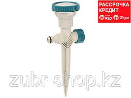 RACO 624C 30 м2 полив, круговой, распылитель круговой на пике (4260-55/624C)