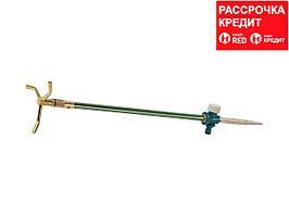 RACO 656C 115 м2 полив, латунный, на удлинителе 530-840 мм, распылитель круговой с 3-мя поворотными соплами
