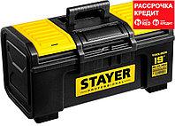 "Ящик для инструмента ""TOOLBOX-19"" пластиковый, STAYER Professional (38167-19), фото 1"