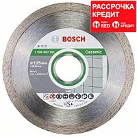 Алмазный отрезной круг по керамике Bosch Standard for Ceramic 115x22.23x1.6x7 мм