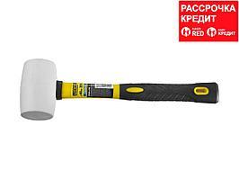 STAYER 230г Белая резиновая киянка с фиберглассовой рукояткой (20533-230)
