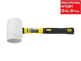 STAYER 900г Белая резиновая киянка с фиберглассовой рукояткой (20533-900)