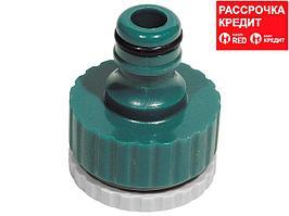 Адаптер внешний RACO Original (соединитель-резьба внешняя), 3/4х1, 4250-55221C