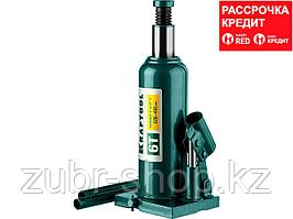 KRAFTOOL KRAFT-LIFT 6т, 219-427мм домкрат бутылочный гидравлический, KRAFT BODY (43462-6_z01)