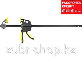 HERCULES-P HP-45/6 струбцина пистолетная 450/60 мм, STAYER (32242-45)