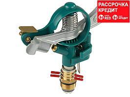 RACO 721C 490 м2 полив, головка, распылитель импульсный, металлический (4260-55/721C)