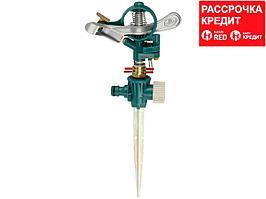 RACO 722C 490 м2 полив, на пике, распылитель импульсный, металлический (4260-55/722C)