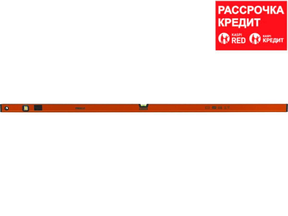 Kraftool PROKraft 1800 мм, сверхпрочный уровень с зеркальным глазком (34721-180_z01)