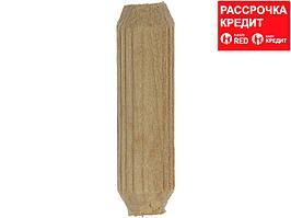 Шканты мебельные буковые, 8,0x35мм, 20шт, ЗУБР (4-308016-08-35)