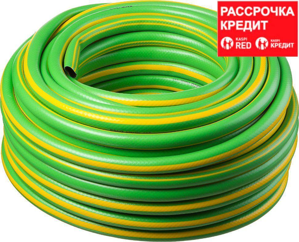 """RACO CLASSIC 1/2"""", 50 м, 25 атм, трёхслойный поливочный шланг, армированный (40306-1/2-50_z01)"""