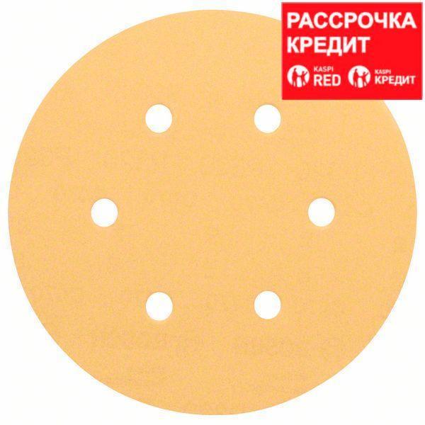 Шлифовальный круг K 100 Bosch Best for Wood and Paint 150 мм, 50 шт