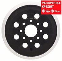 Опорная тарелка средней твердости Bosch Ø 125 мм (GEX 125-1 AE)