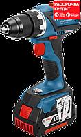 Аккумуляторный шуруповерт Bosch GSR 18 V-EC, фото 1
