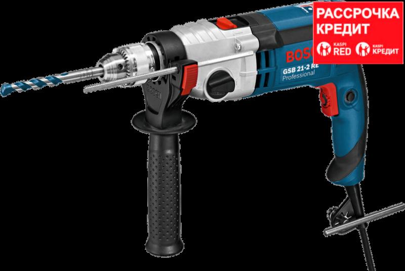 Дрель ударная Bosch GSB 21-2 RE ЗВП