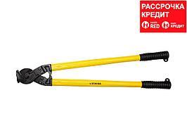 Кабелерез для цветных металлов (Cu + Al), кабель до d 14мм, 600мм, STAYER (2334-60_z01)