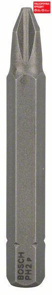 Бита Bosch Extra-Hart PH 2 x 51 мм, 3 шт