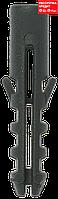 Дюбель ЗУБР распорный ЕВРО полипропиленовый, 6х40мм, 100шт, 3010-06-040-100