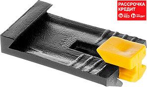 ЗАМШ-П 50 шт зажим пластиковый для маячкового профиля, ЗУБР (3095-50)